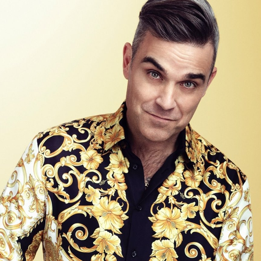 robbie williams cluj