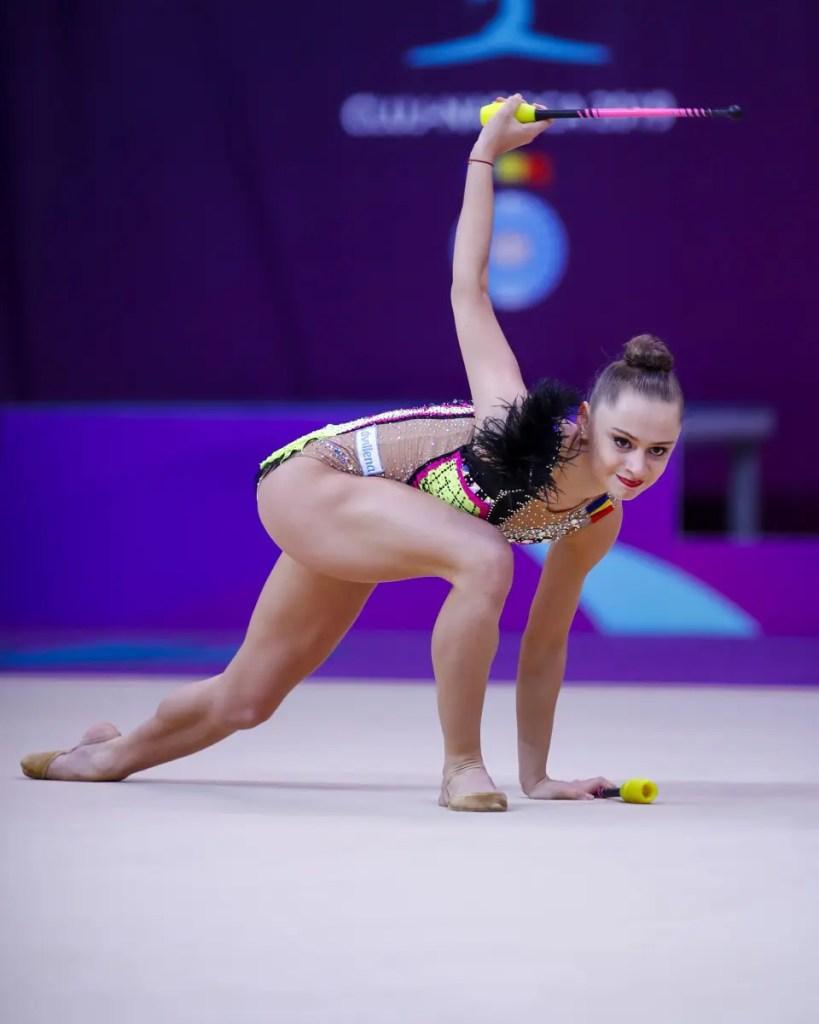 Bronz pentru România la Cupa Mondială de Gimnastică Ritmică de la Cluj-Napoca