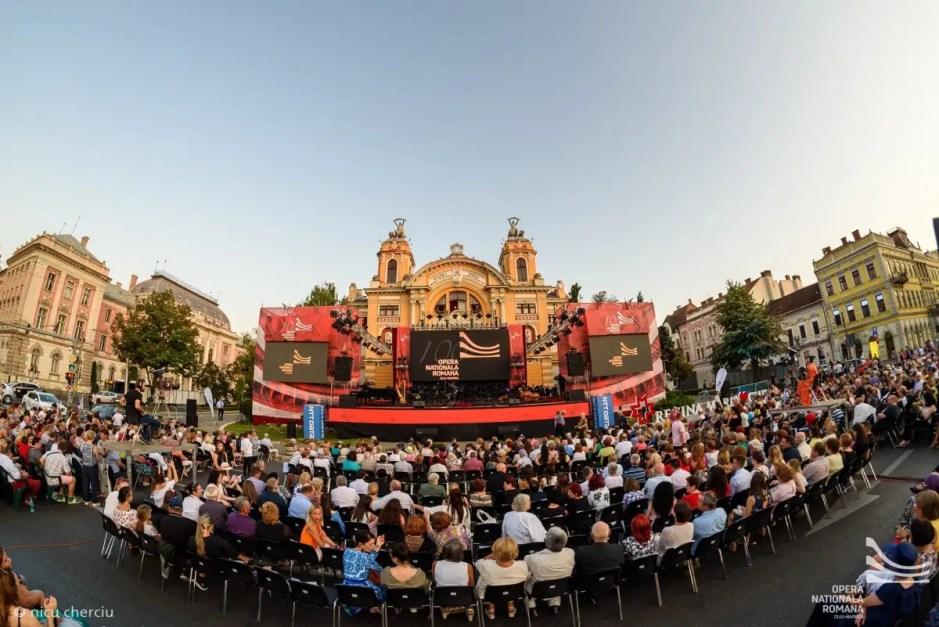 Opera Națională Română din Cluj-Napoca împlineşte 100 de ani de la înfiinţare