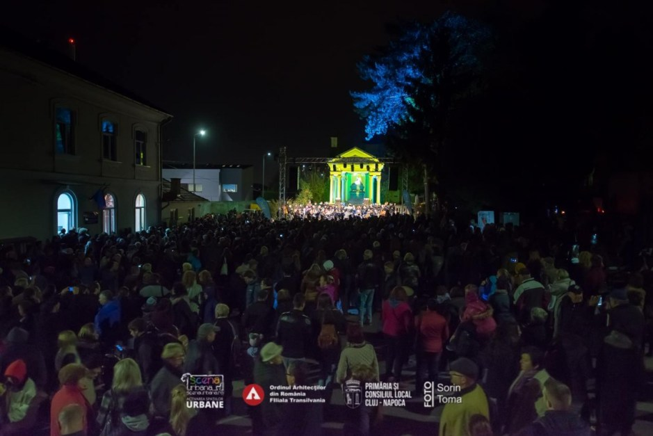 Concert de operă în Cimitirul Central din Cluj-Napoca