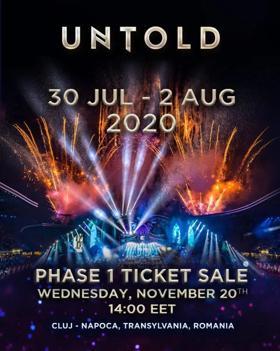 UNTOLD 2020