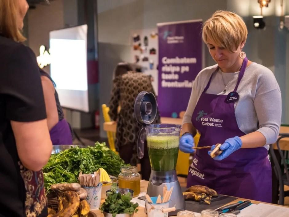 Food Waste Combat Cluj lansează primul ghid anti-risipă de alimente din România