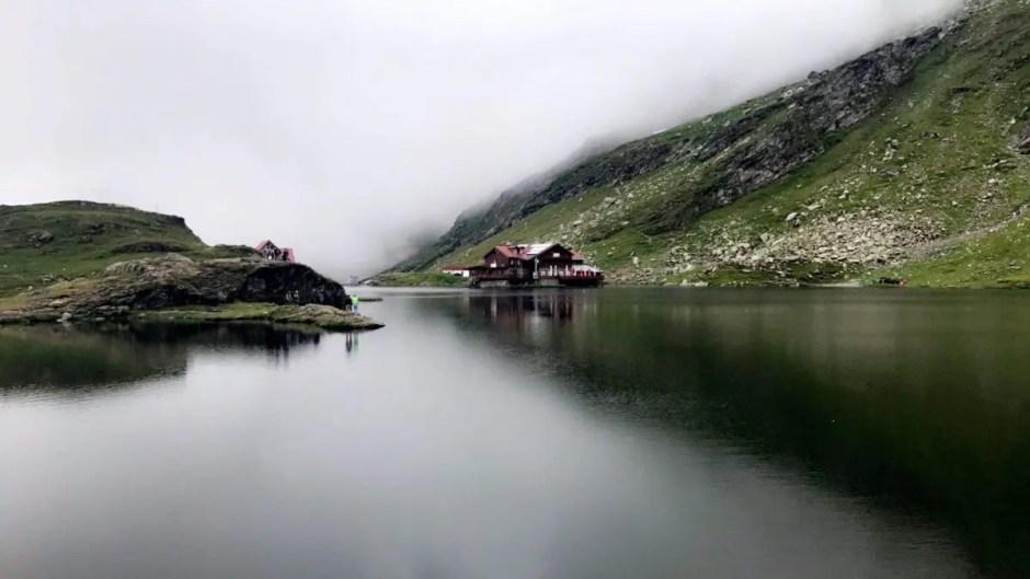 lacul balea