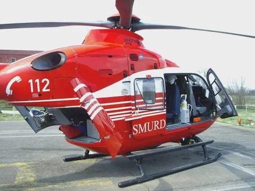 Autorităţile judeţene vor să amenajeze în centrul Clujului un heliport pentru elicopterele SMURD