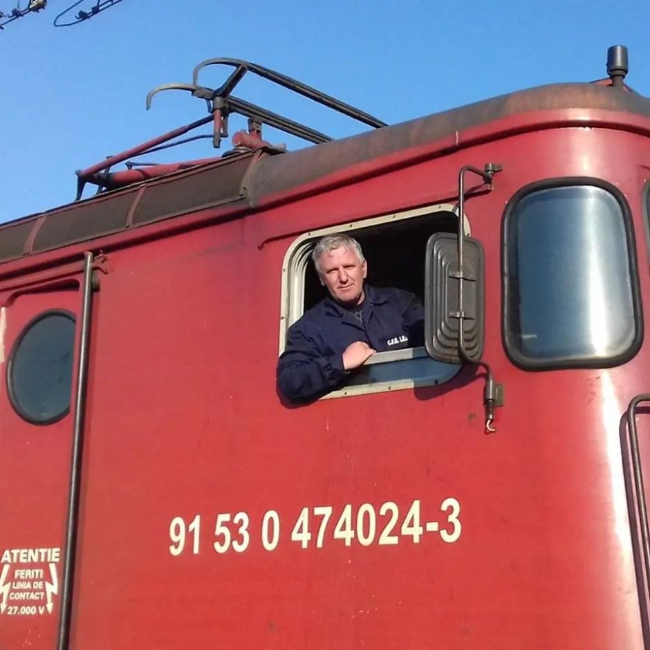 florin nan despre muzeul locomotivelor dej