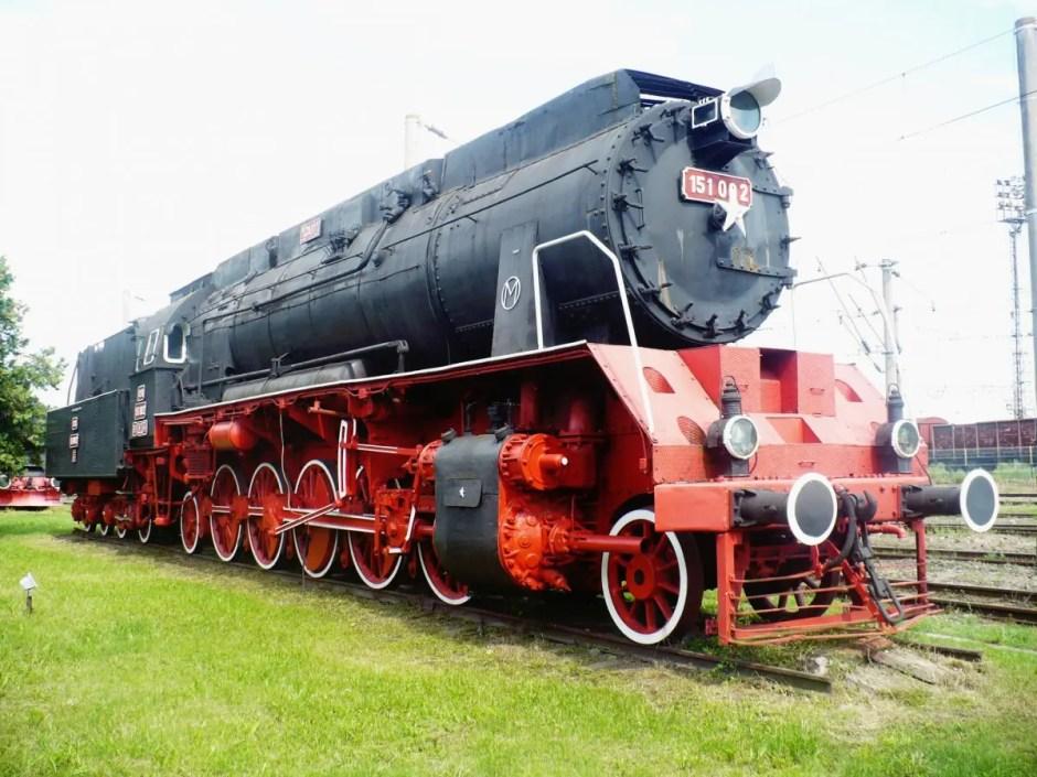 locomotiva de epoca cluj
