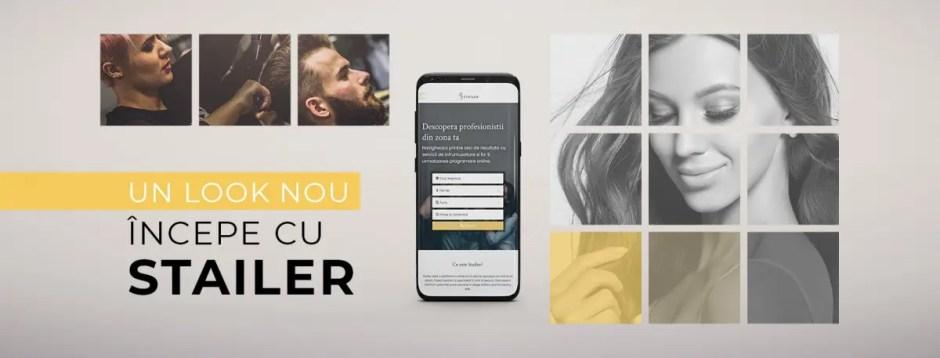 Saloanele de hair and beauty din Cluj pot fi promovate pe Stailer.ro