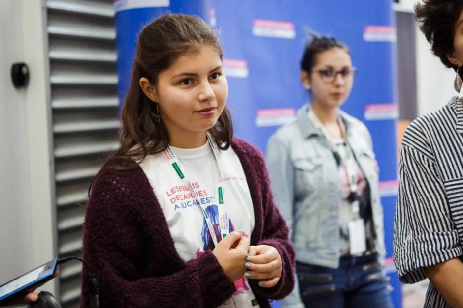O studentă din Cluj a câștigat marele premiu pentru scurtmetraj la Festivalul Internațional de Film de la Gijón