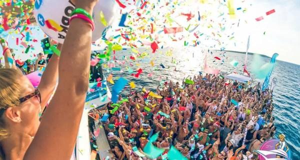 UNTOLD ODYSSEY - 5 zile de festival pe un vas de croazieră, În Marea Mediterană