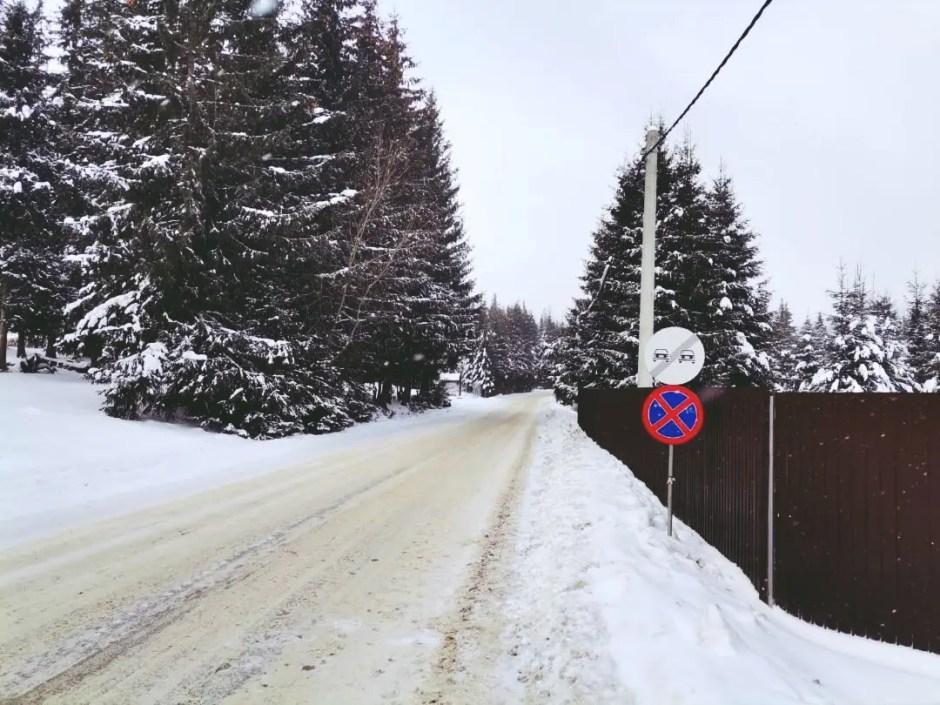 Restricţii noi privind circulația maşinilor în zona Muntele Băișorii - Buscat