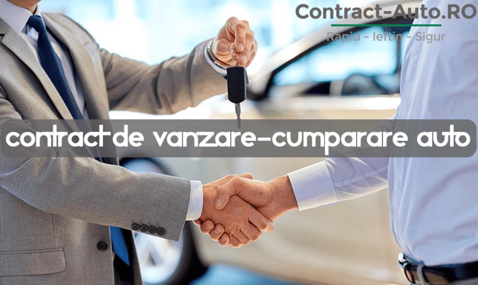 Platforma online care te ajuta sa-ti creezi contractul de vanzare-cumparare auto