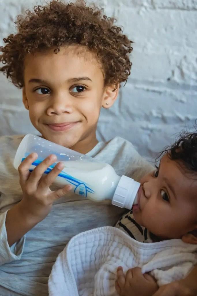 Laptele praf pentru bebelușul tău