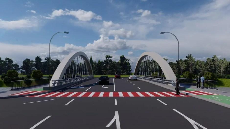 Podul Oașului - Răsăritului