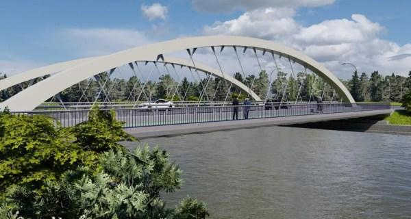 Cum va arăta Podul Oașului - Răsăritului din Cluj-Napoca