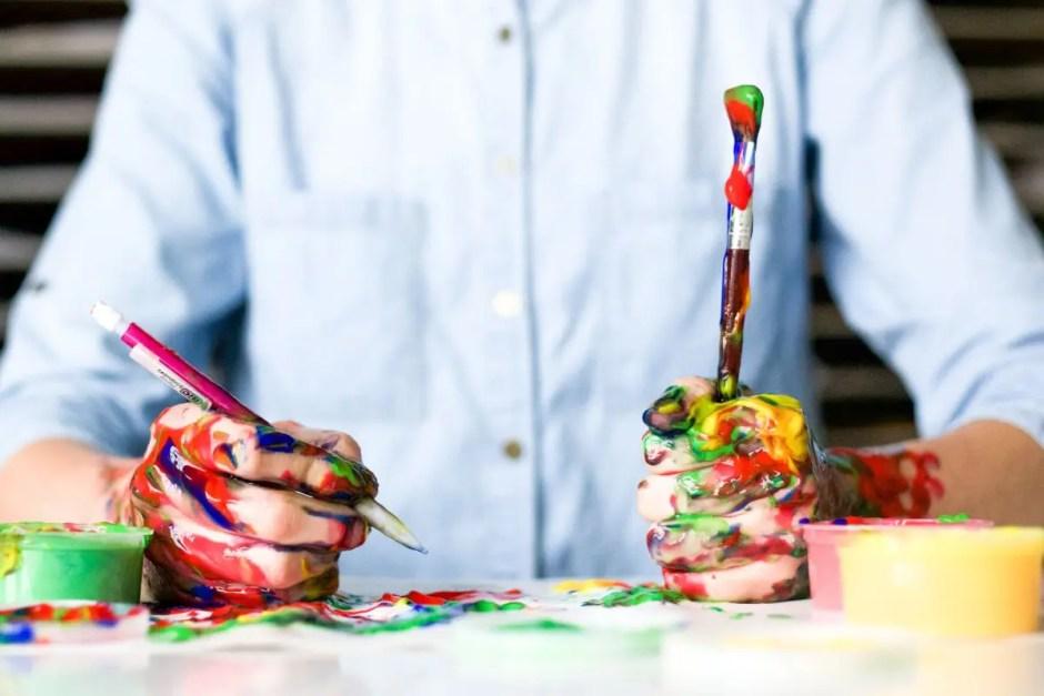 Vrei să îți stimulezi creativitatea