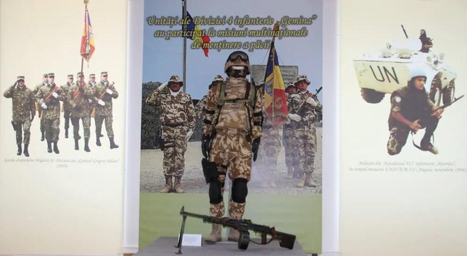 "Muzeul Militar ""Mareșal Constantin Prezan"""