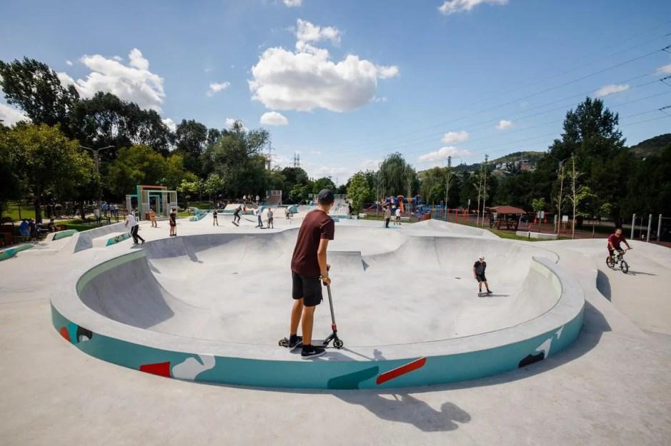 Skatepark Rozelor