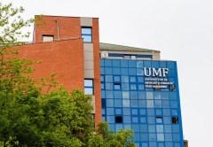 UMF Cluj este a doua cea mai bună universitate din România