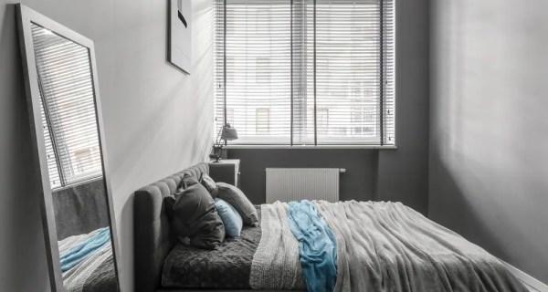 Dormitor mic? Știm cum să-l mărim vizual