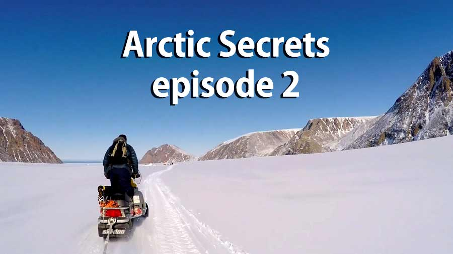 Arctic Secrets episode 2 – Devon Island – Land of Ice
