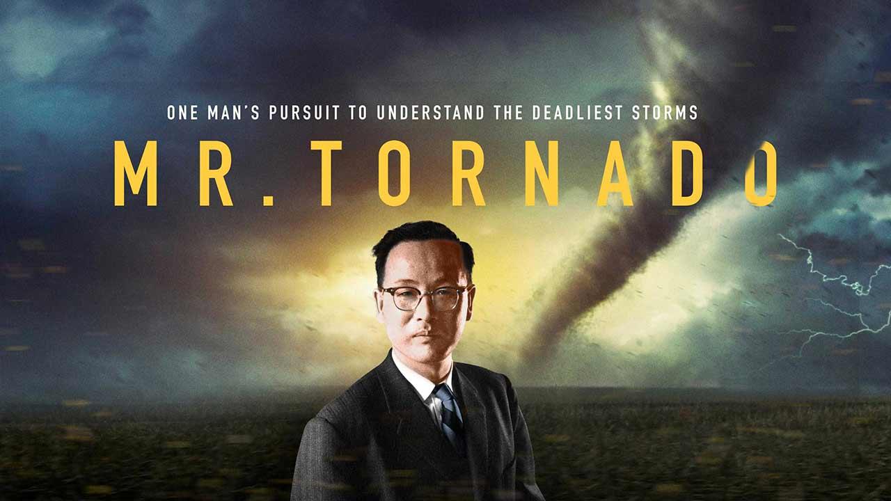 Mr. Tornado – creator of the Fujita scale