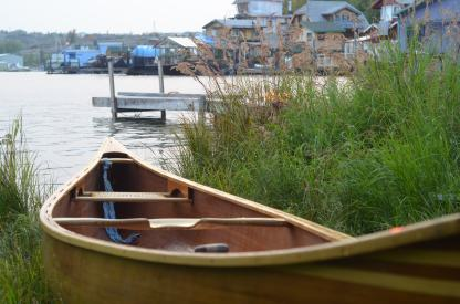 Canoe in Old Town/ Canoe w Starym Mieście
