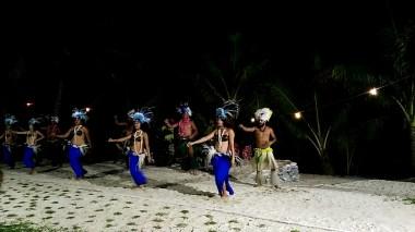Island night!
