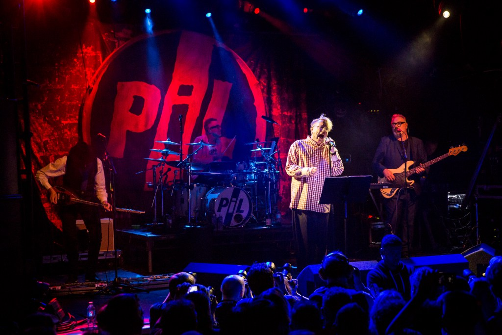 Public Image LTD London Camden