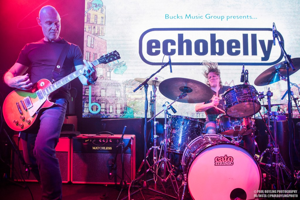 Echobelly Camden London
