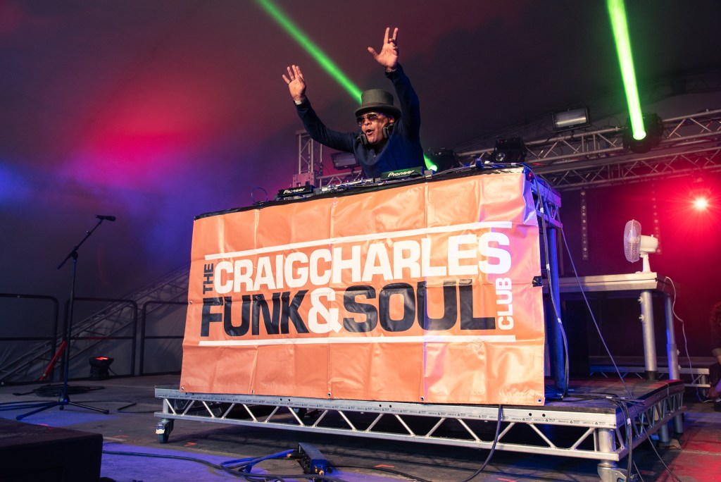 Craig Charles Great Estate Festival