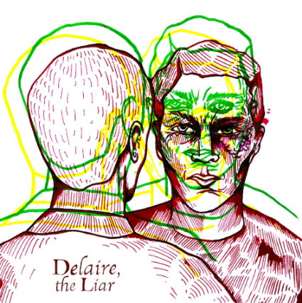 Delaire,The Liar Album Cover