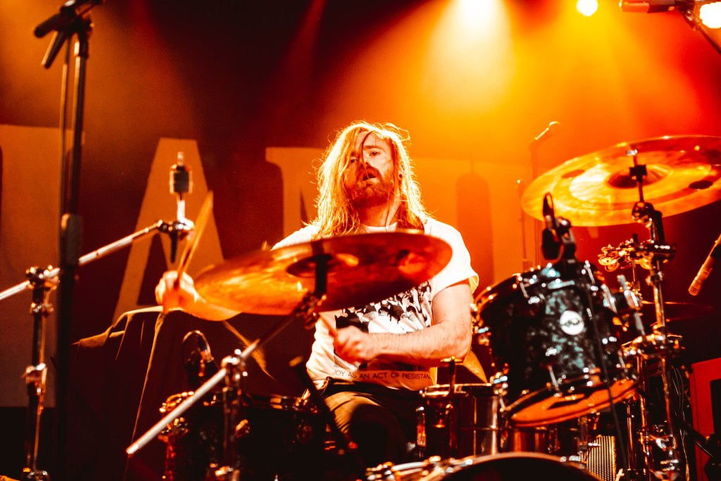 Fontaines DC Band Drummer