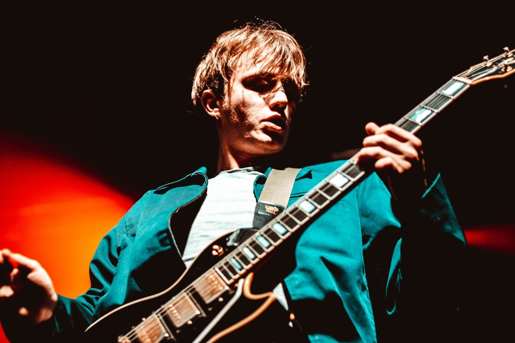 Shame Guitarist