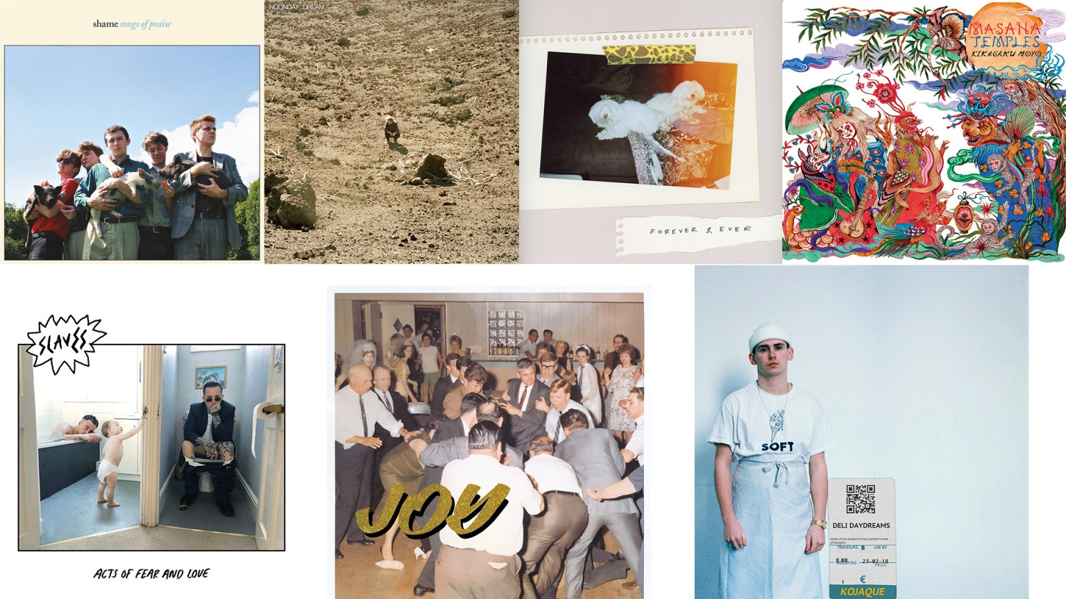 Albums of the year CLUNK Magazine