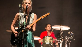 Wolf Alice Brixton London