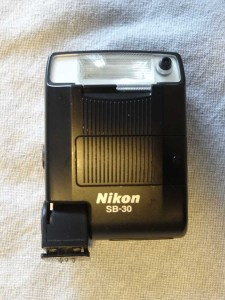 Nikon SB 30