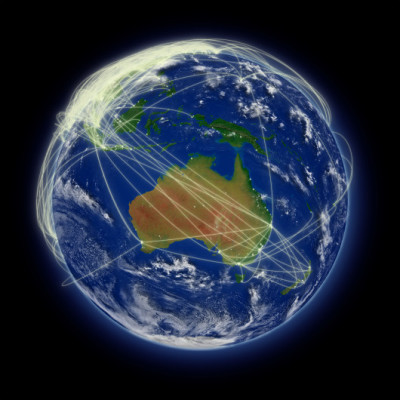 bigstock-Network-Over-Australia-53568562