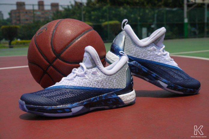 "【測試鞋款─adidas Crazylight Boost 2.5 Low ""Home Away From Home""】"