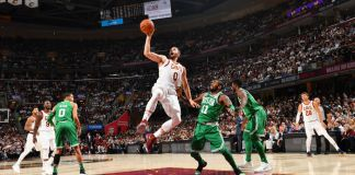 圖片:Jesse D. Garrabrant/NBAE via Getty Images