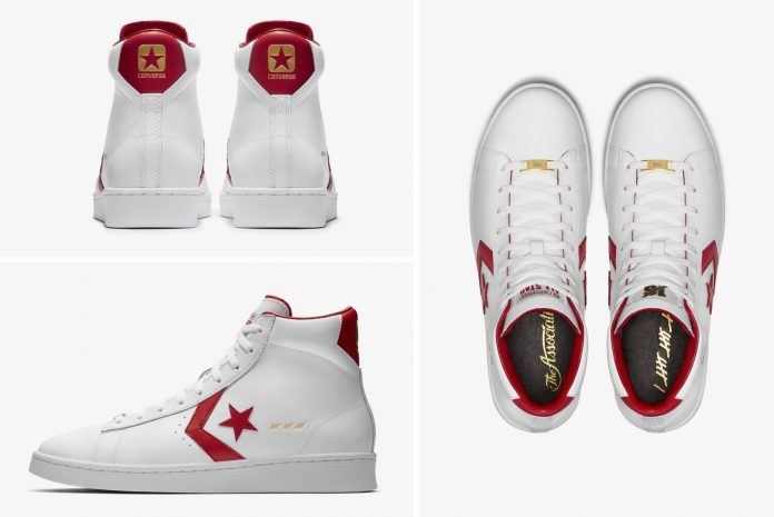 Julius Erving's用他的表現為Converse Pro Leather Mid 「The Scoop」命名。