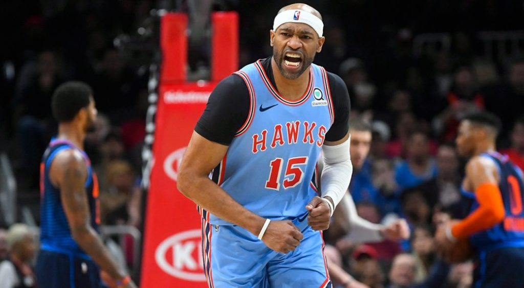 2019 NBA 自由球員簽約懶人包 - 亞特蘭大再戰一年 Vince Carter 超越傳奇