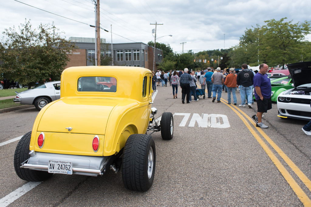 Rollin' Oldies Car Show © Nathaniel Knobel