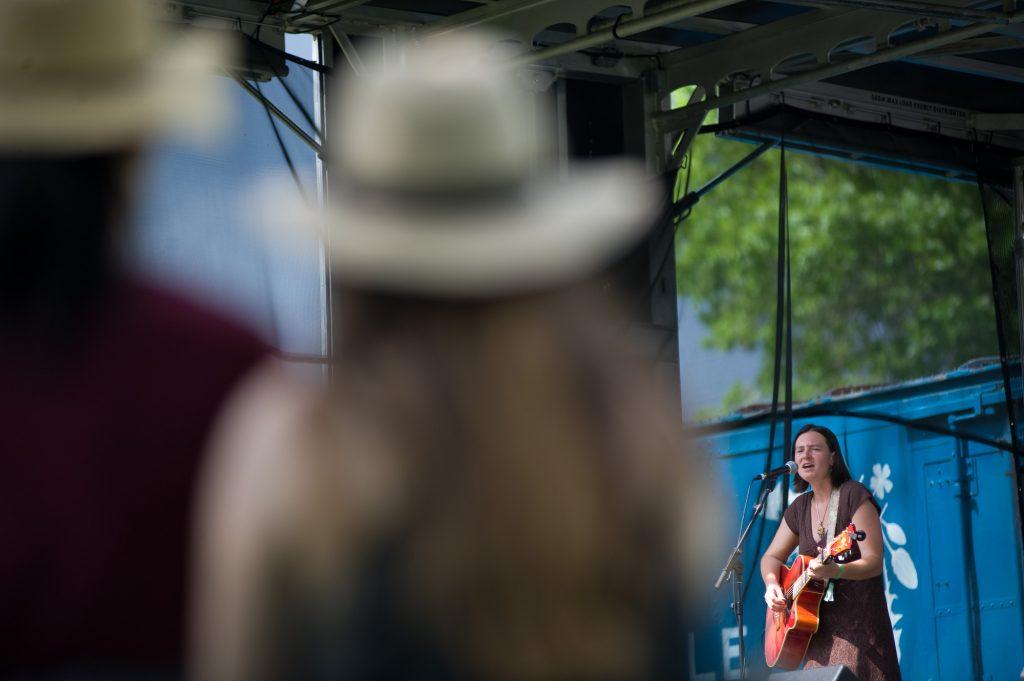 Nelsonville Music Festival 2018