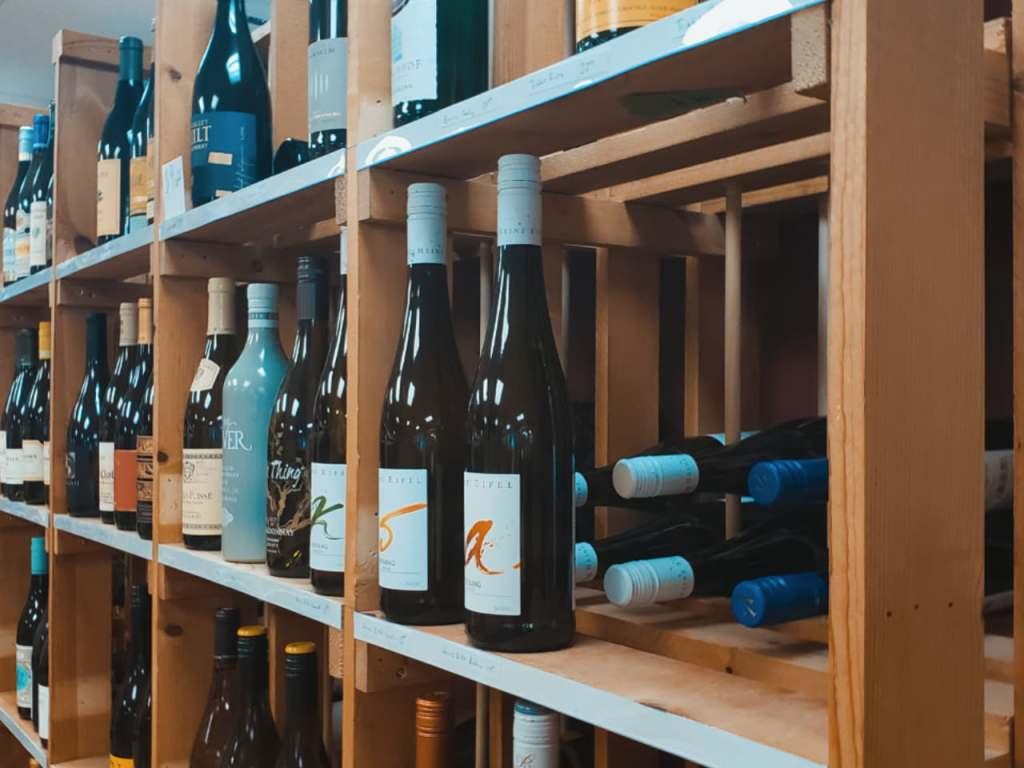 Where's the Wine, Guys?