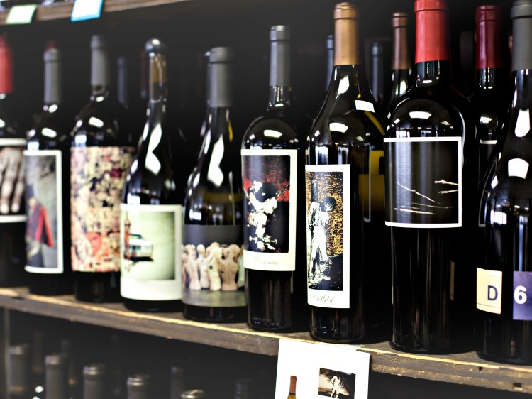 winner - Best Wine Selection