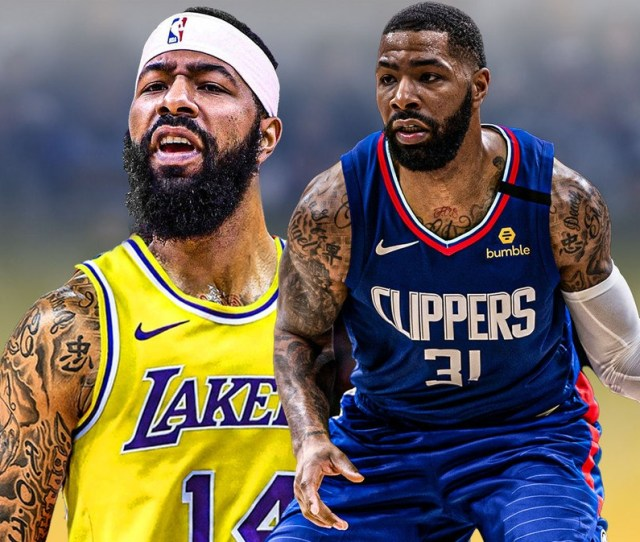 Clippers News Marcus Morris Reacts To Markieff Morris Joining Lakers