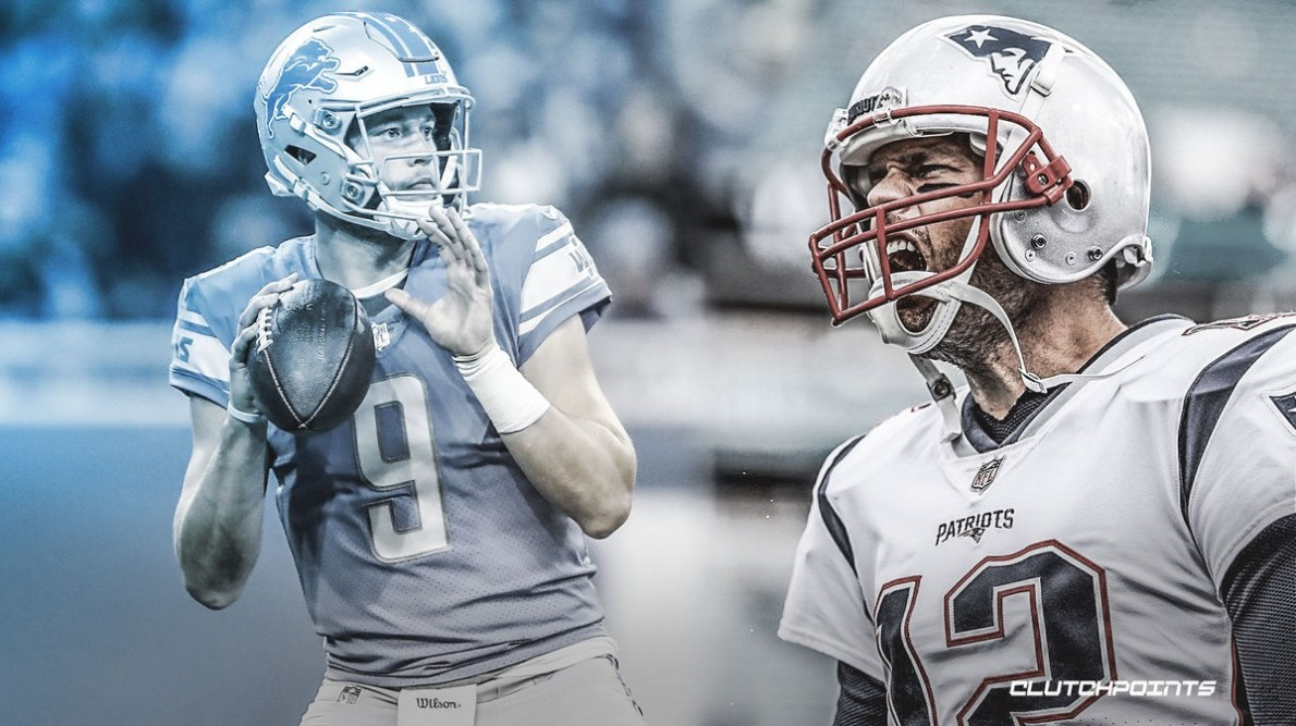 Patriots: Could Matthew Stafford be an option if Tom Brady leaves?