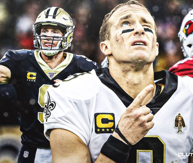 Saints News Drew Brees Comments On Possibility Of Leaving New Orleans
