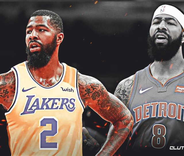 Lakers News Markieff Morris Gave Back Entire   Salary In Buyout