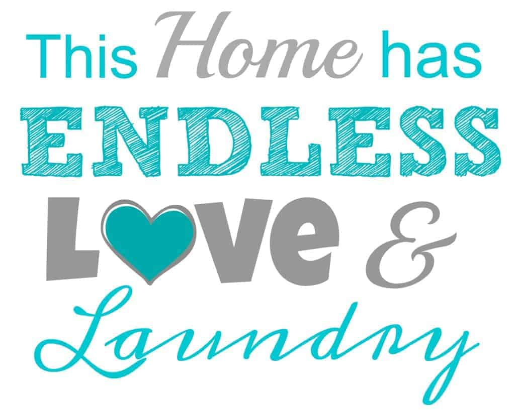 Laundry Room Update And Printables